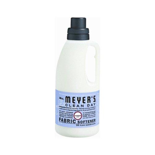Mrs. Meyer'S Clean Day Fabric Softener, Lavender, 32 Ounce Bottle