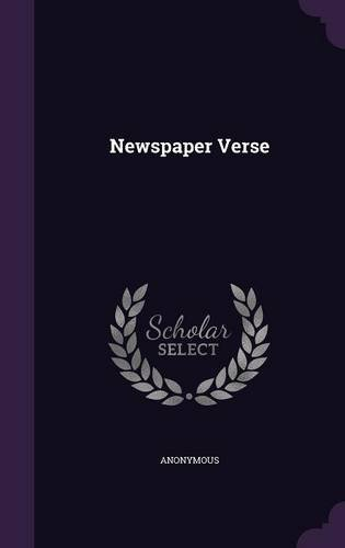 Newspaper Verse