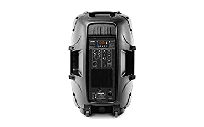 "ION Audio Total PA Plus | 350W Multisource Bluetooth Loudspeaker with Mic & Cable (FM Radio, XLR, 1/4"", 1/8"", USB, SD) by Ion Audio - MI"