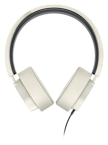 Philips SHL5200WT/28 CitiScape Metro Headphones (White)
