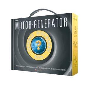 Electric Motor/Generator Set