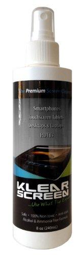 Klear Screen Eight Ounce Refill Bottle (KS-8