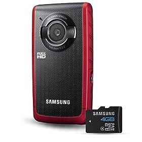 Samsung W190 5.5MP HD Pocket Camcorder
