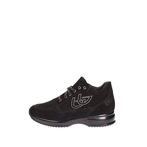 Blu Byblos 657000001 Sneakers Donna Crosta Nero Nero 40