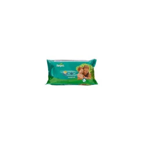 Salviettina Umidificata Pampers Babyfresh 216 pz
