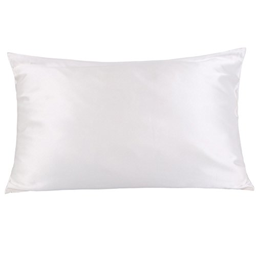 Oosilk Mulberry Charmeuse Silk Pillowcase With Hidden
