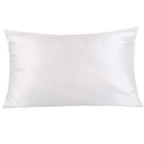 Oosilk Mulberry Charmeuse Silk Pillowcase With Hidden