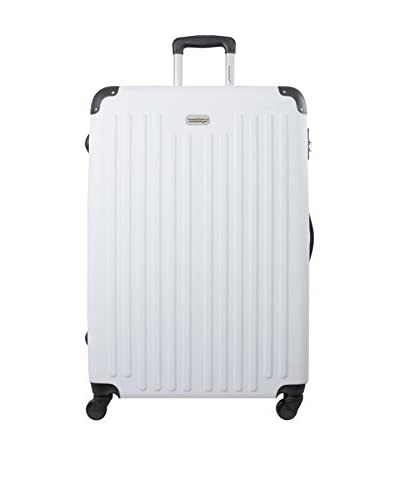 AMERICAN TRAVEL Trolley Rigido Small Little Italy 50 cm [Bianco]