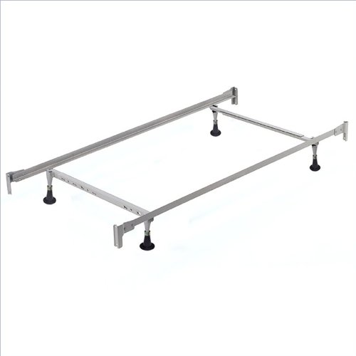 Kid Twin Bed Frame 7444 front