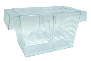 YML Fish Hatchery Tank, 9 by 4 by 4-1/2-Inch