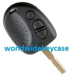 New Shell for Ford Keyless Entry Remote Key 3 Button No Chips Inside FCC ID:CWTWB1U331