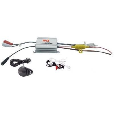 Pyle PLMRMP1A Marine Amplifier - 2 x 100 W @ 4 Ohm - 2 x 300 W @ 2 Ohm - 600 W PMPO - 2 Channel primary