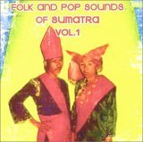 Folk & Pop Sumatra V1 CD V/A
