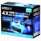 KEIAN LITEON 内蔵Blu-ray ROM S-ATA ブラック IHOS104-27