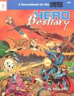 img - for Hero Bestiary (A Sourcebook for the Hero System) book / textbook / text book