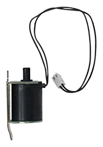 GE WR62X10055 Solenoid Assembly for Refrigerator