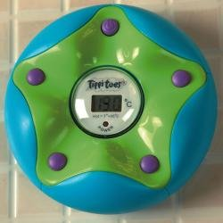 Tippitoes Bath Thermometer