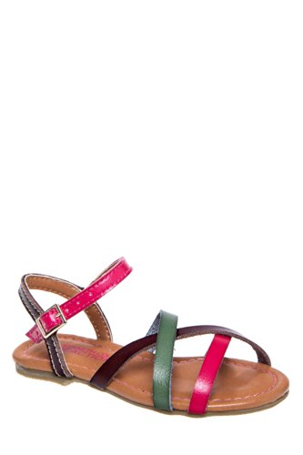 Kenneth Cole Toddlers New Tune 2 Flat Sandal