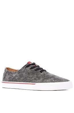 SUPRA Men's The Wrap Sneaker 9.5 Black