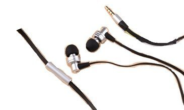 Awei Es900I High Performance Headphones Earphone Headsets For Iphone 4/4S Mp3 Ipod, Silver