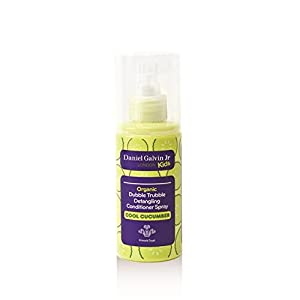 Daniel Galvin Dubble Trubble pepino fresco Detangle Vaporizador 125ml de Daniel Galvin Junior