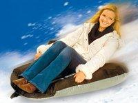 Aufblasbarer Schlitten Snowsurfer  Hersteller PEARL