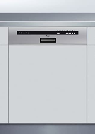 Whirlpool ADG4620IX Lave Vaisselle Intégrable 12 couverts 46 dB Classe: A Inox