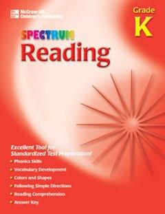 SPECTRUM READING GR. K - 1