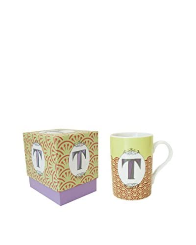 Rosanna Alphabet Studio Letter T Mug