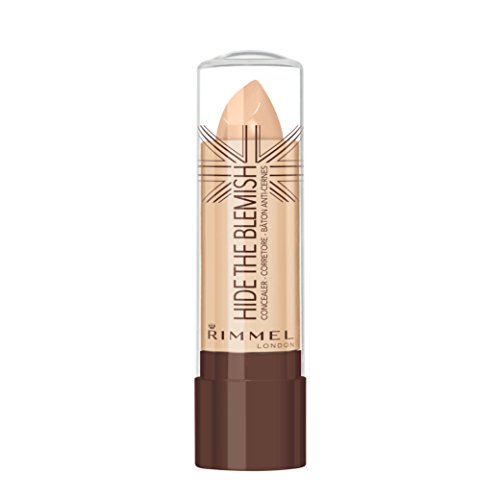 Rimmel Hide The Blemish, Correttore antirossore, Golden Beige