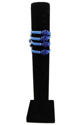 Bracelet Display Stand (Black Velvet)