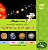 3D Wonderful World of Space: Planets & Moons (3D Wonderful World Series)