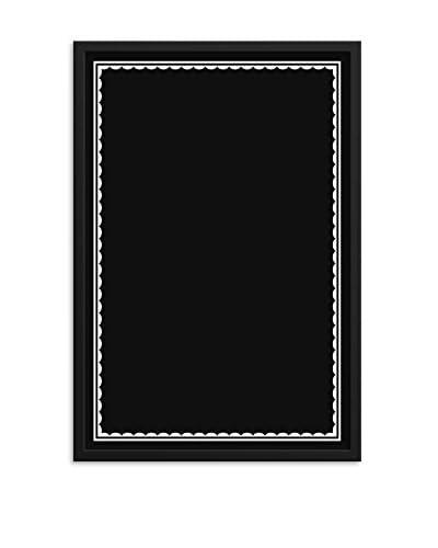 Border IV Framed Chalkboard