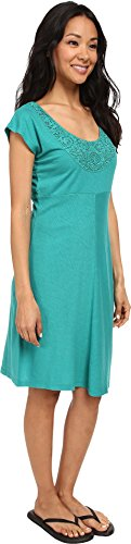 B00LAORKTO Aventura Women's Nori Dress, Porcelain Green, X-Small