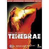 Tenebrae ( Tenebre ) ( Sotto gli occhi dell'assassino ) [ NON-USA FORMAT, PAL, Reg.0 Import - Australia ]