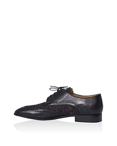 Hemsted & Sons Zapatos derby M00212 Negro EU 45
