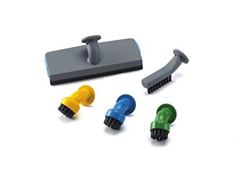 Black + Decker Lot d'accessoires pour salle de bains pour nettoyeur vapeur