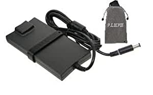 Bundle: 3 items - Power Cord/Adapter/Free PC Logo Carry Bag: Dell SLIM [PA-3E Family] 90W AC Adapter For Dell Notebook Model: Dell Inspiron I17R, Dell Inspiron I17R-964MRB, Dell Inspiron I17R-1053MRB, Dell Inspiron I17R-1053SLV, Dell Inspiron I17R- 1073MRB, Dell Inspiron I17R-1316MRB, 100% Compatible With P/N: LA90PE1-01, J62H3, PA- 1900-28D, 0J62H3, C120H, 330-4113, AA90PM111, PA-1900-32D, LA90PM111, ADP-90LD D, Y808G, Y807G,YD9W8, D094H, PA-1900 -01D3, PA-1900-02D, PA-1900-02D2, DA90PE1-00, 330-1825, NN236, 330-1826, 330-1827, DA90PM111, 0W6KV, 330-1828, YY20N, MK947, TK3DM, FA90PM111, PA-1900-02D3, ONN236, DA90PE3-00, WK890, PA-10, PA-3E, PA-3E Family