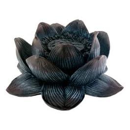Buda yogastudio Aroma quemador de incienso de loto coleccionable