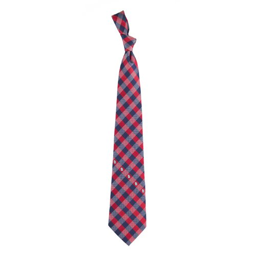 St. Louis Cardinals MLB Check Poly Necktie at Amazon.com