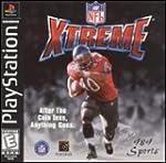 NFL Xtreme [E] Sony Playstation 1 PS1...