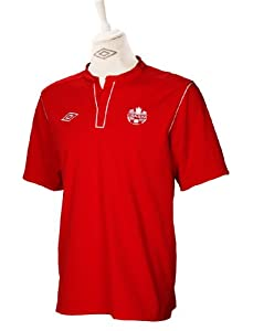 Umbro Canada Home Jersey 2012