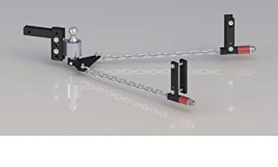 Andersen 'No-Sway' Weight Distribution Hitch Andersen WD Hitch #3350
