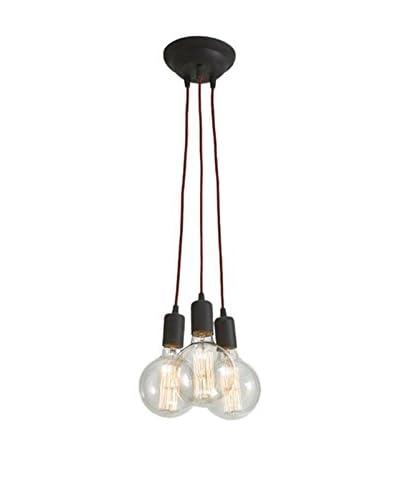 Lampex Lámpara De Suspensión Chandelier Modern 3