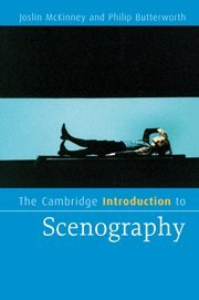The Cambridge Introduction to Scenography Cambridge Introductions to Literature