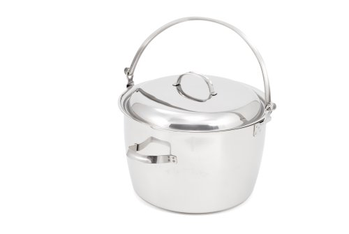 GSI Outdoors Glacier Stainless 13 qt Kettle (Kettle Gsi compare prices)