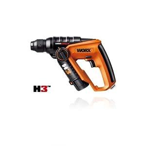 Worx WX382 12V Akku Bohrhammer H3 mit LiIon Akku  BaumarktKundenbewertung und weitere Informationen