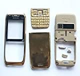 Nokia E51 Full Housing Cover Gold