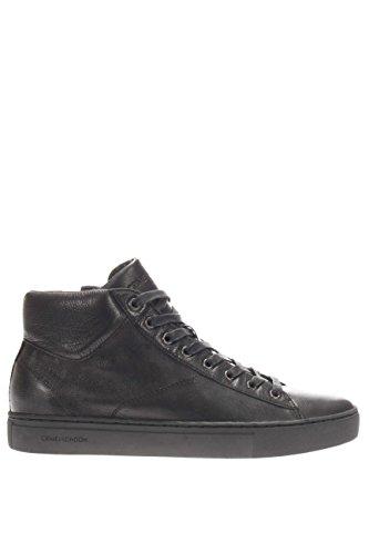 11243A16B.Sneaker alta.Black.45