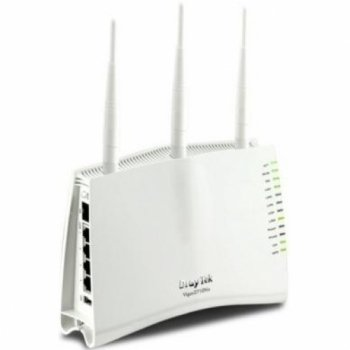 DrayTek Vigor2710n Router, ADSL2/2+ WiFi - Annex B Version for germanland
